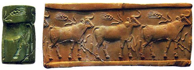 Культура двуречья (шумерская и ассиро-вавилонская)